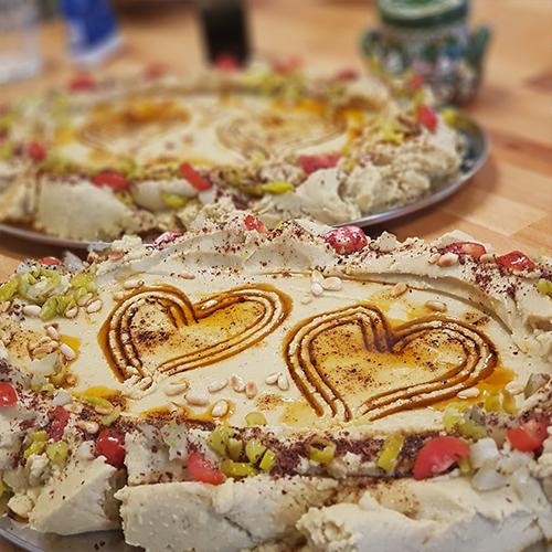 catering bremen - humus   fundabar® catering