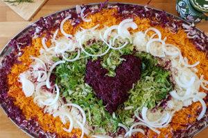 catering bremen - salat   fundabar® catering